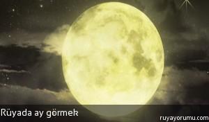 Rüyada Ay Görmek