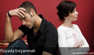 Rüyada Boşanmak