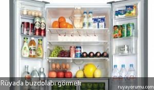 Rüyada Buzdolabı Görmek