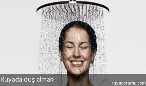 Rüyada Duş Almak