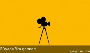 Rüyada Film Görmek