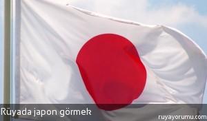 Rüyada Japon Görmek