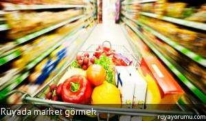 Rüyada Market Görmek