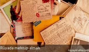 Rüyada Mektup Almak