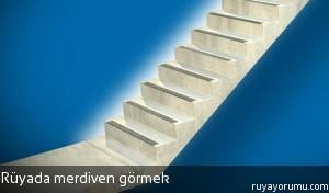 Rüyada Merdiven Görmek