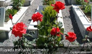 Rüyada Mezarlık Görmek
