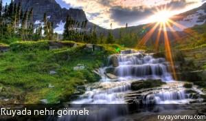 Rüyada Nehir Görmek