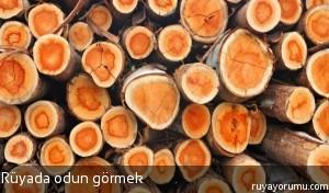 Rüyada Odun Görmek