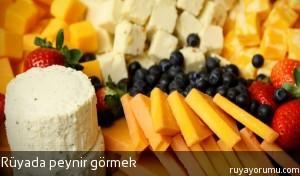 Rüyada Peynir Görmek