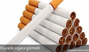 Rüyada Sigara Görmek