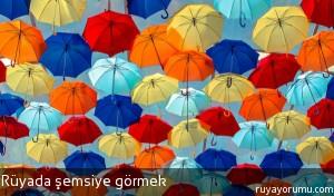 Rüyada Şemsiye Görmek